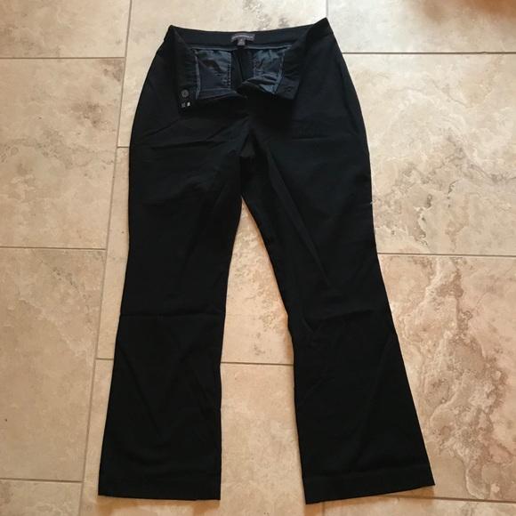 Dana Buchman Pants - Black Dress Pants
